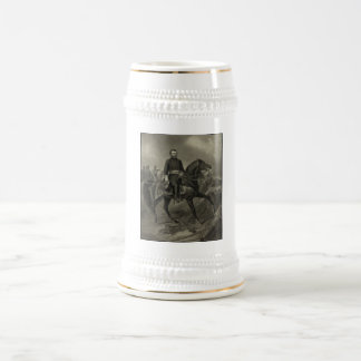 General Grant On Horseback 18 Oz Beer Stein