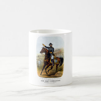 General Grant  -- Our Old Commander Coffee Mug