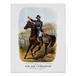 General Grant  -- Our Old Commander Posters