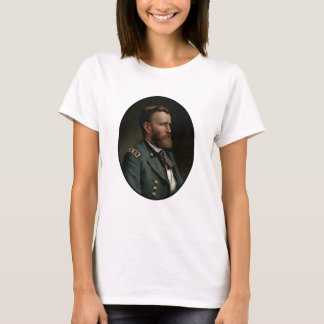 General Grant Painting T-Shirt