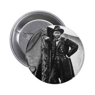 General Grant Pinback Button