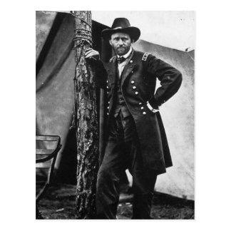 General Grant Postcard