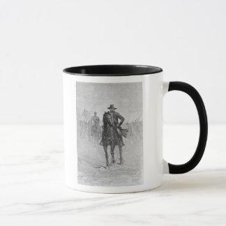 General Grant reconnoitering Mug