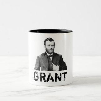 General Grant Two-Tone Coffee Mug