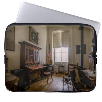 General Grant's office in Springfield Illinois Computer Sleeves
