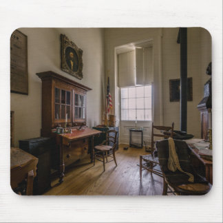 General Grant's office in Springfield Illinois Mouse Pad
