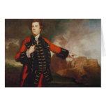 General Guillermo Keppel Tarjeta De Felicitación