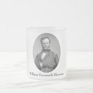 General Guillermo Sherman Tazas