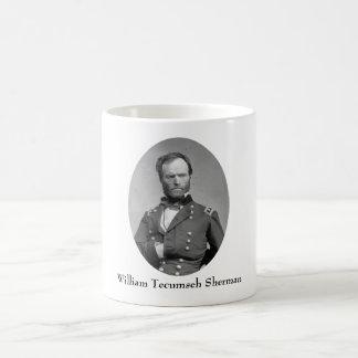 General Guillermo Sherman Taza De Café