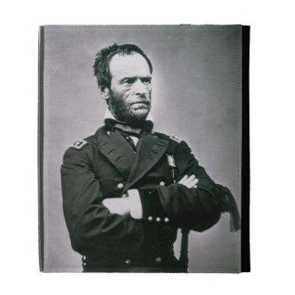 General Guillermo T. Sherman (1820-91) (foto de b/