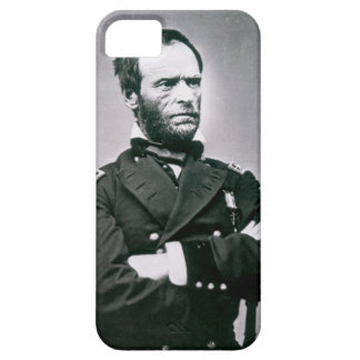 General Guillermo T. Sherman (1820-91) (foto de b/ iPhone 5 Case-Mate Protectores