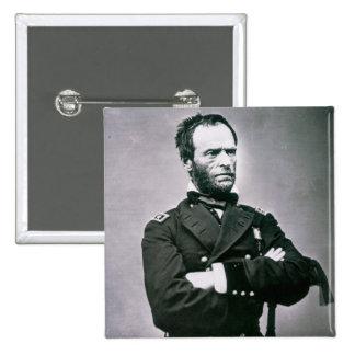 General Guillermo T. Sherman (1820-91) (foto de b/ Pin Cuadrado