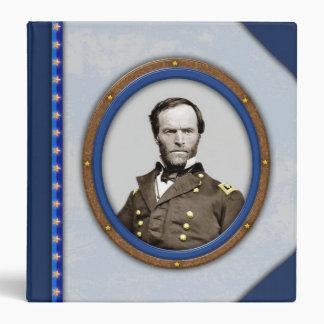 General Guillermo T. Sherman Binder