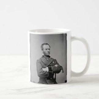 General Guillermo TECUMSEH Sherman del Ejército de Taza