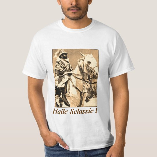 General Haile Selassie I Shirt
