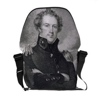 General importante Alexander Macomb (1782-1842), e Bolsas De Mensajería