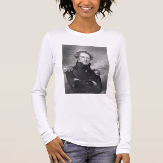 General importante Alexander Macomb (1782-1842), Playera De Manga Larga
