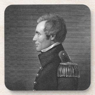General importante Edmund Pendleton Gaines (1777-1 Posavasos De Bebida
