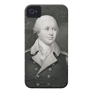 General importante Nathaniel Greene (1742-86), Funda Para iPhone 4
