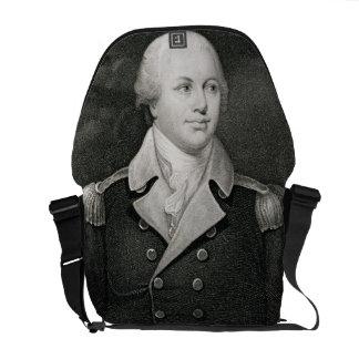 General importante Nathaniel Greene (1742-86), gra Bolsas De Mensajería