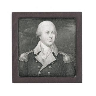 General importante Nathaniel Greene (1742-86), gra Cajas De Recuerdo De Calidad