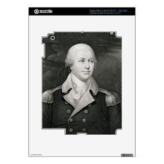 General importante Nathaniel Greene (1742-86), gra Pegatinas Skins Para iPad 3