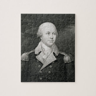 General importante Nathaniel Greene (1742-86), gra Rompecabeza Con Fotos