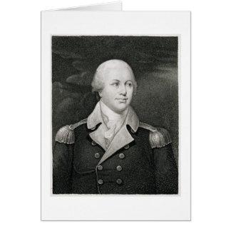 General importante Nathaniel Greene (1742-86), gra Tarjeta De Felicitación