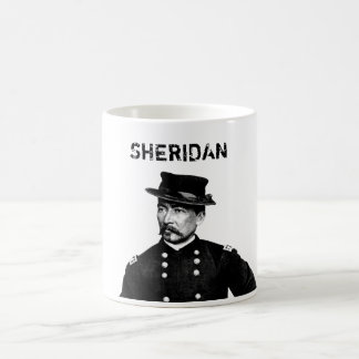 General importante Philip Sheridan Taza Clásica