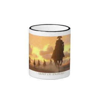 General In The West Ringer Mug