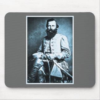 General J.E.B. Stuart American Hero Mouse Pad