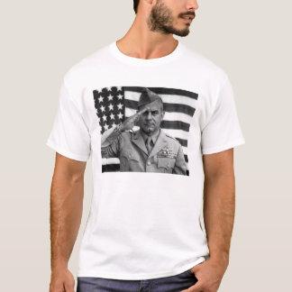 General James Doolittle Saluting -- WW2 T-Shirt