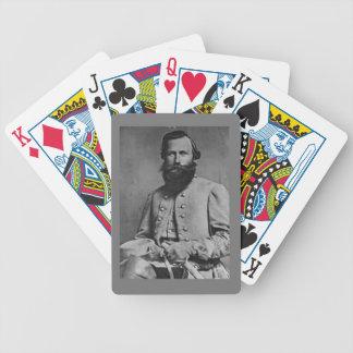 GENERAL JAMES EWELL BROWN STEWART CARTAS DE JUEGO
