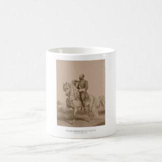 General James Garfield -- Civil War Classic White Coffee Mug