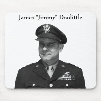 "General James ""Jimmy"" Doolittle Mouse Pad"