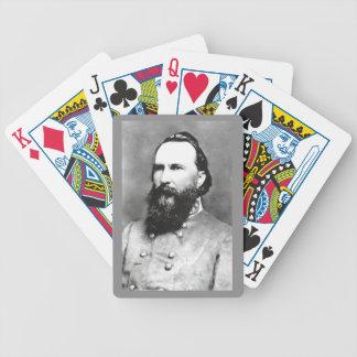 GENERAL JAMES LONGSTREET BARAJA CARTAS DE POKER