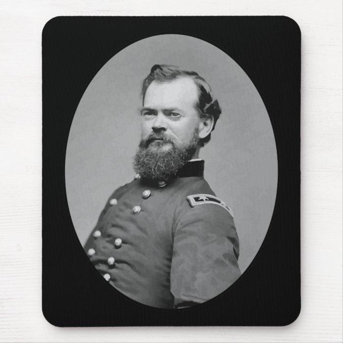 General James McPherson Mouse Pad