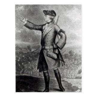 General James Wolfe Postal