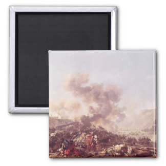 General Jean Andoche Junot (1771-1813) Duc d'Abran 2 Inch Square Magnet