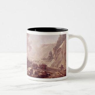 General Jean Andoche Junot (1771-1813) Duc d'Abran Two-Tone Coffee Mug