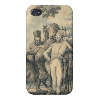 General Jean Victor Moreau iPhone 4 Cover