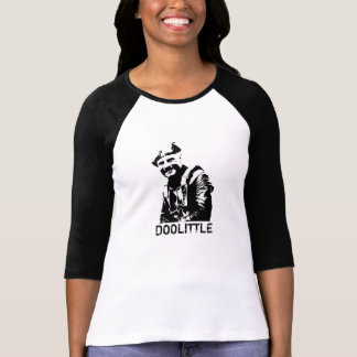 General Jimmy Doolittle -- Black and White T Shirts