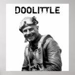 General Jimmy Doolittle -- Héroe WW2 Poster