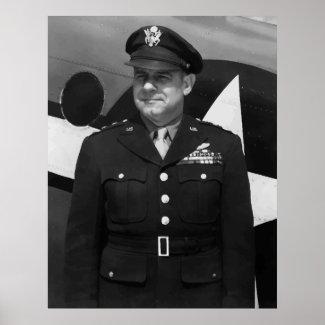 General Jimmy Doolittle print