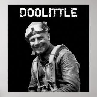 General Jimmy Doolittle -- WWII Hero Posters