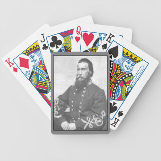 GENERAL JOHN BELL HOOD BICYCLE PLAYING CARDS