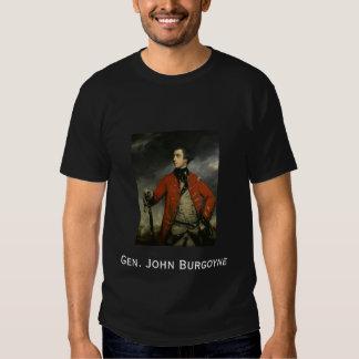 General John Burgoyne T Shirt