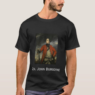 General John Burgoyne T-Shirt