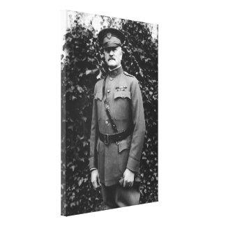 General John Pershing Canvas Print