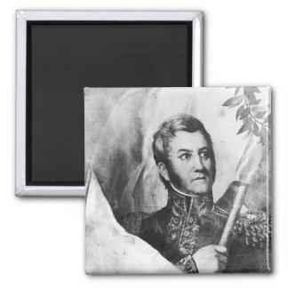 General Jose de San Martin Imán Cuadrado